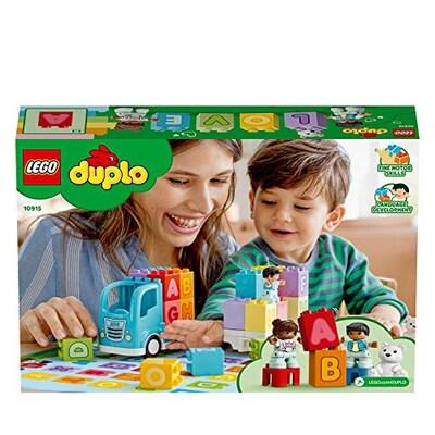 LEGO® Duplo Φορτηγό Με Αλφάβητο (10915)