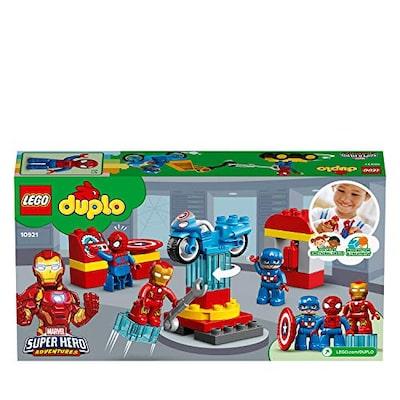 LEGO® Duplo Εργαστήριο Σούπερ Ηρώων (10921)