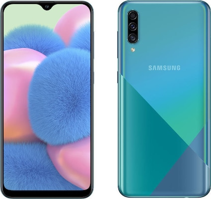 Samsung Galaxy A30s 64GB Smartphone -Green