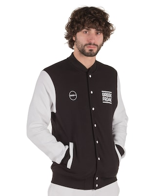 Gsa X Greek Freak College Jacket 34-18012-01 Jet Black
