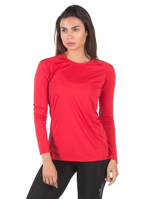 Spalding Ladies Ls Essential Tee 0s1146-40