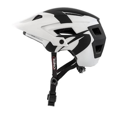 Oneal Defender 2 Silver Helmet-white/black-l/xl