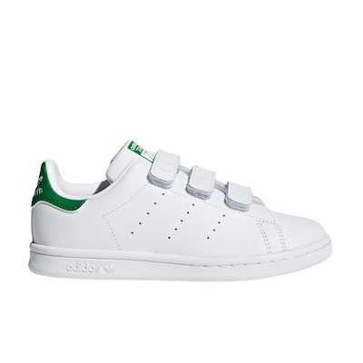 Adidas Stan Smith Cf C Shoes Ftwwht/ftwwht/green