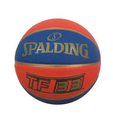 Spalding Tf-33 Official Game Ball Rubber Size6  83-489z1 Πορτοκαλί