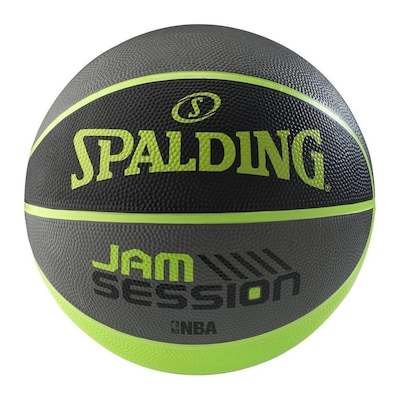 Spalding Jam Session Color Sιζε 7 83-188ζ1 Μαύρο