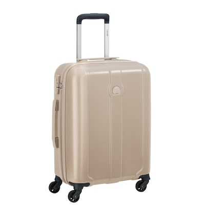 Delsey Βαλίτσα Καμπίνας Trolley Abs 55x40x20cm Kea Gold