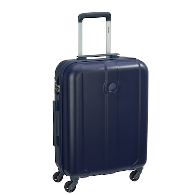Delsey Βαλίτσα Καμπίνας Trolley Abs 55x40x20cm Kea Navy Blue