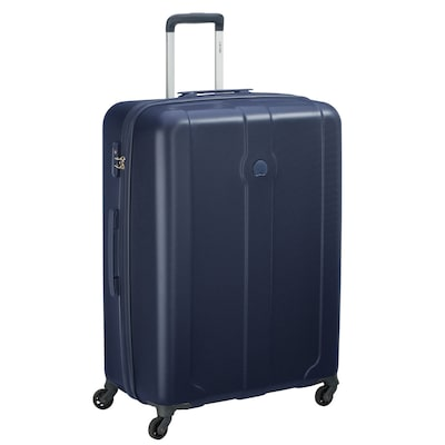 0080659438 Delsey Βαλίτσα Trolley Abs 76x53x29cm Kea Navy Blue