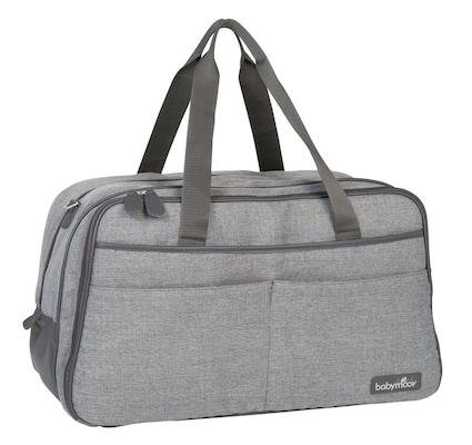924557bd644 Τσάντα Αλλαξιέρα Traveller Bag Heather Grey Babymoov