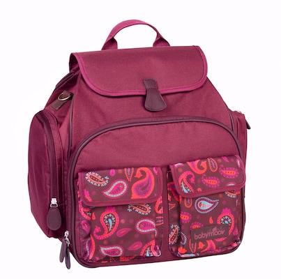 56760854481 Τσάντα Αλλαξιέρα Babymoov Globber Bag Κόκκινο