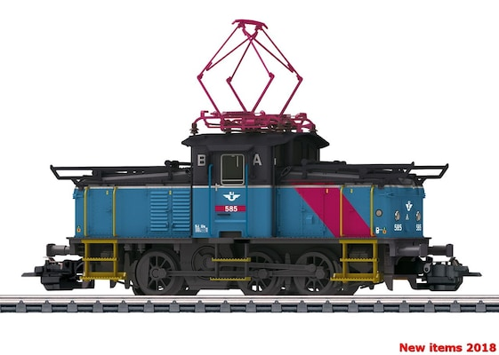Ηλεκτράμαξα Class Ue Electric Switch Engine
