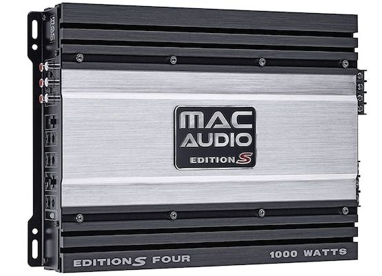 Ενισχυτής Mac Audio Edition S Four - 1000W