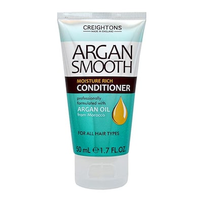 Argan Smooth Moisture Rich Conditioner 50ml