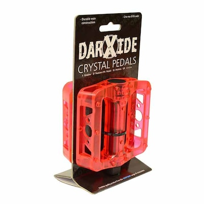 Πετάλια Bmx Darxide Crystal Red