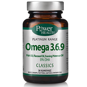Power Health Omega 3.6.9