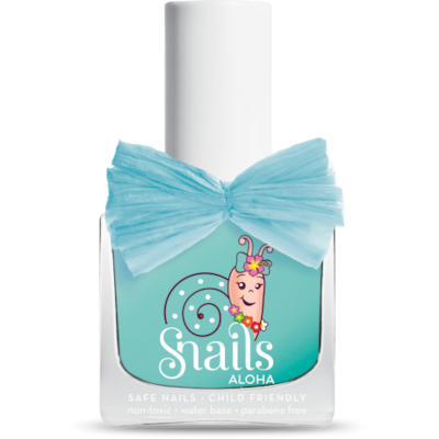 Snails Nail Polish - Aloha Collection - Waikiki - Παιδικό Βερνίκι Νυχιών 10,5ml