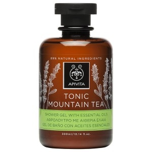 Apivita Tonic Mountain Αφρόλουτρο 300ml
