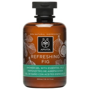 Apivita Refreshing Fig Αφρόλουτρο 300ml