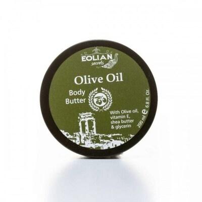Κρέμα Σώματος Eolian Secrets Olive Oil 200ml ba93a0a5345