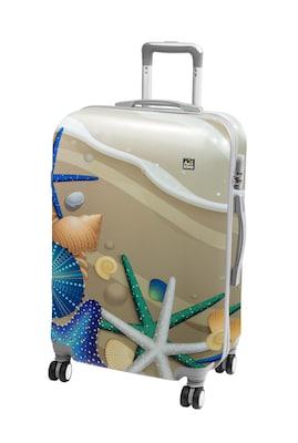 4e26055472 A2s Βαλίτσα Καμπίνας Starfish Beige (55x35x22cm)