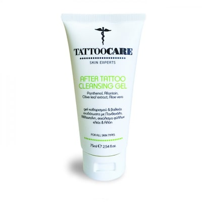 After  Taτtoo Cleansing Gel 75ml