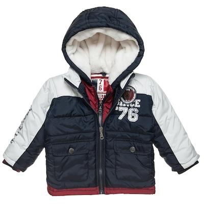 Μπουφάν Με Fleece Επένδυση Στην Κουκούλα (αγόρι 2-5 Ετών) Alouette 244203a5567
