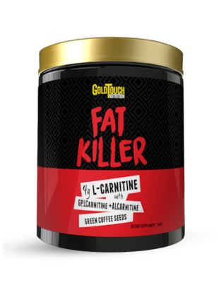 Fat Killer Lcarnitine (200g) Λιποδιαλύτης  Goldtouch Nutrition