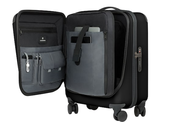 92eb23c374 Victorinox Spectra Dual-access Extra-capacity Carry-on