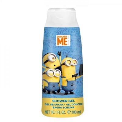Minions Shower Gel 300ml
