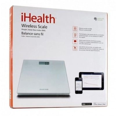 iOS Bluetooth Ζυγαριά iHealth Wireless Body Scale