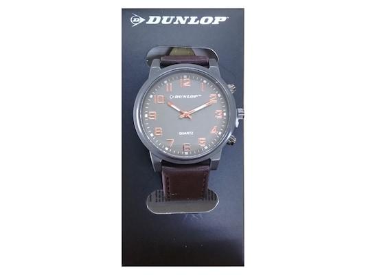 Dunlop Unisex Αναλογικό Ρολόι Χειρός Με Γκρι Καντράν c52e0098e48