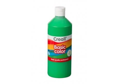 Τέμπερα Πράσινο Creall Basic Color 500 Ml 15 Mid Green