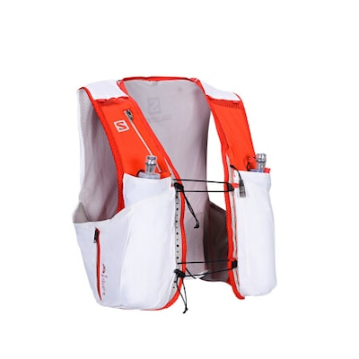 Bags S-lab Sense Ultra 8 Set White/rd Αξεσουαρ