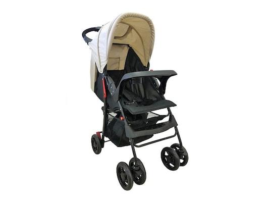 4eca4fa608d Καρότσι Capri Just Baby Μπεζ