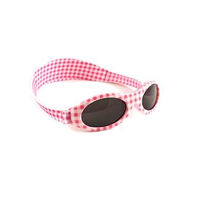 Βρεφικά Γυαλιά Ηλίου Banz Pink Check  24d1f62ed0b