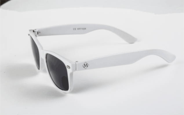 Παιδικά Γυαλιά Ηλίου Aqualiva Classic White Kids c021613ac99