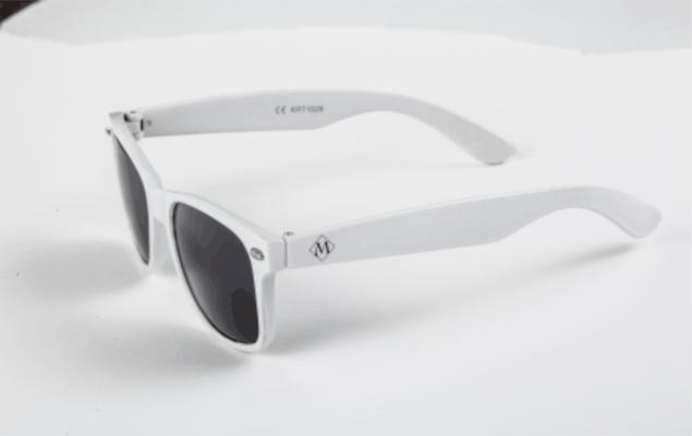 b7cecc94417 Παιδικά Γυαλιά Ηλίου Aqualiva Classic White Kids