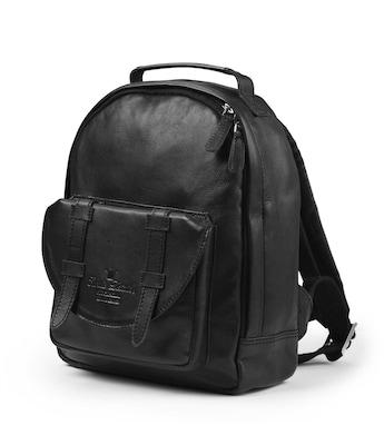 286babcfa2e Σακίδιο Πλάτης Black Leather