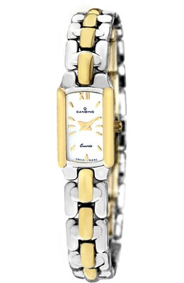Candino Two Tone Stainless Steel Bracelet C4216/1