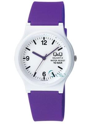 Qnq Purple Rubber Strap Vp46-026 a07f93f25d4