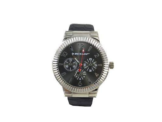 Dunlop 22749 Ανδρικό Σπορ Αναλογικό Ρολόι Χειρός Της Dunlop Quartz Classic  Sport Watch Με Μαύρο Χρώμ f52147ac03b