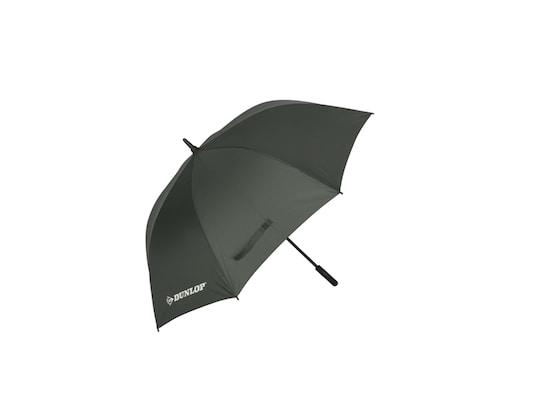 Dunlop Αυτόματη Ομπρέλα Βροχής Διαμέτρου 98cm Λαδί f7d94ef73b0