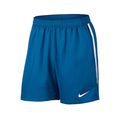 Nike Court Dry Bl Wh Short