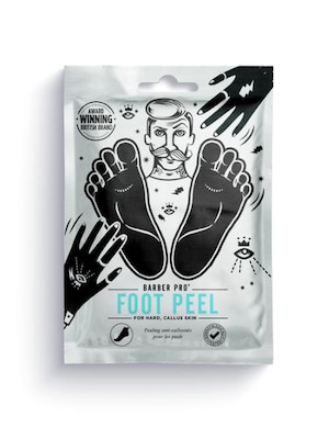 Barber Pro Foot Peeling Treatment