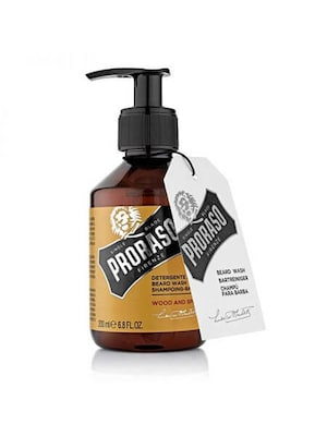 Proraso Beard Shampoo Wood And Spice 200ml