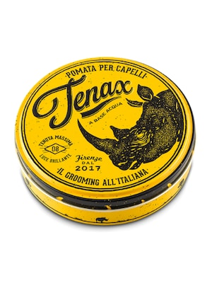 Tenax No8 Extra Strong 125ml – Waterbased Pomade By Proraso