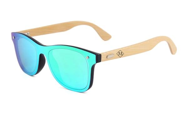 Γυαλιά Ηλίου Torcello Wood Turcoise  7fcdee7dc83