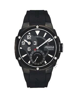 Ρολόι Alpina Adventure Manufacture Regulator Black Rubber Strap 468bc7accbb