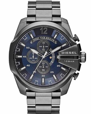 Ρολόι Diesel Mega Chief Stainless Steel Bracelet