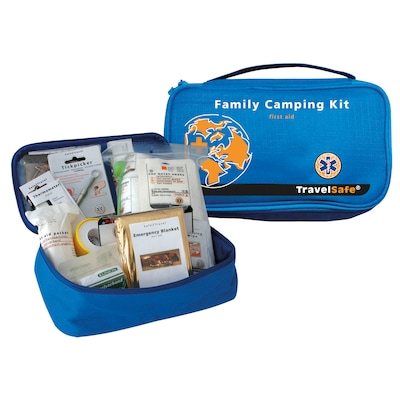 Φαρμακείο Travelsafe Family Camping Kit
